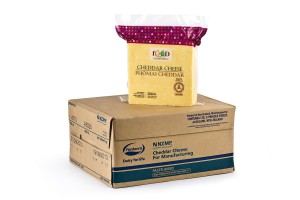 CHEDDAR CHEESE FOR MANUFACTURING