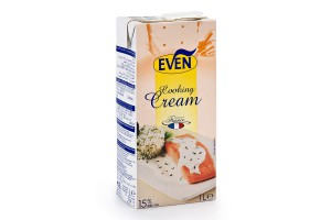 EVEN UHT COOKING CREAM 15%