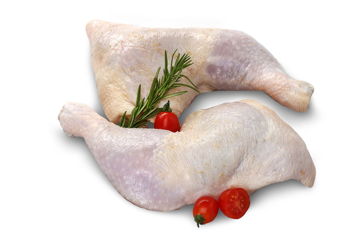 how to cook chicken legs from frozen