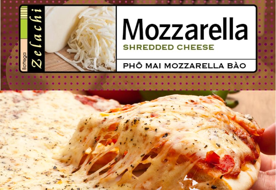 Bottega Zelachi – more flavor, more size options