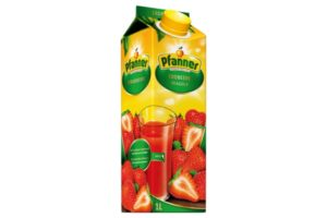 Strawberry Pfanner Juice 1L