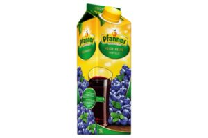 Blueberry Pfanner Juice 1L