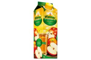 100% Apple Pfanner Juice 1L