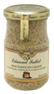 Fallot seed style Dijon Mustard 205g