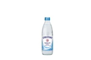 Gerolsteiner Natural Mineral Water 330ml (glass bottle)