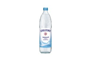 Gerolsteiner Natural Mineral Water 750ml (glass bottle)