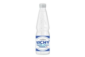 Vichy Celestins Sparkling Mineral Waters 750ml (glass bottle)