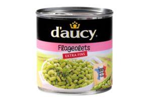 D'aucy Extra Fine Flageolets Bean