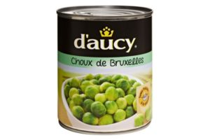 D'aucy Brussel Sprouts