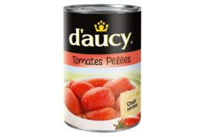 D'aucy Peeled Tomatoes
