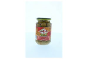Green Olives StuVed With Pimiento Paste 370ml/935ml