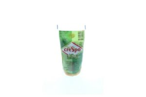 CRESPO PITTED GREEN OLIVES 250ML