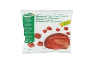 Ardo Raspberries Fruit Puree 1kg
