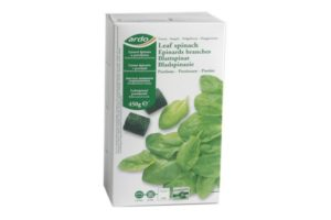 Ardo Leaf Spinach Portioned 450g