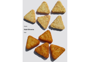 BPI French Fries Hash Brown 2,5kg