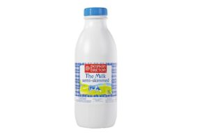 UHT Semi-Skimmed Milk Bottle