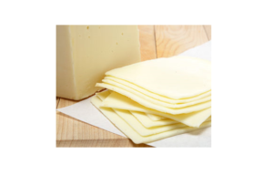 Dairymont White Slice Cheese