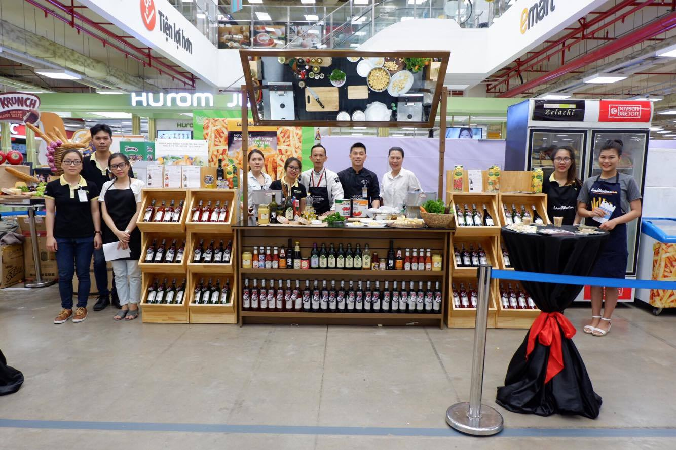 WINE AND GASTRONOMY EVENT AT E-MART