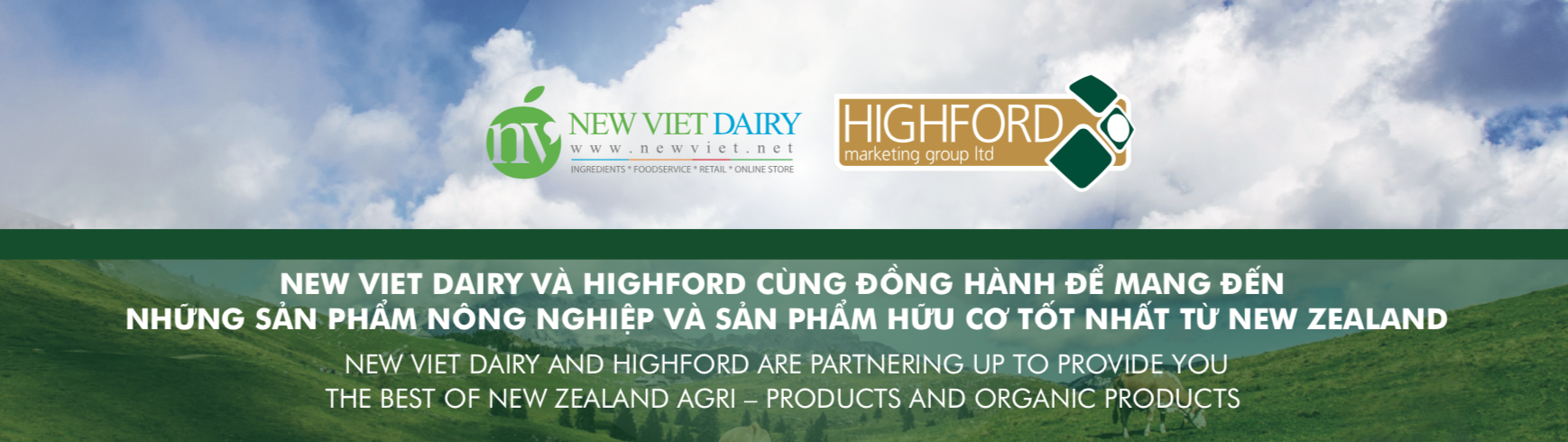 HIGHFORD – NEW ZEALAND MEAT AND SEAFOODS