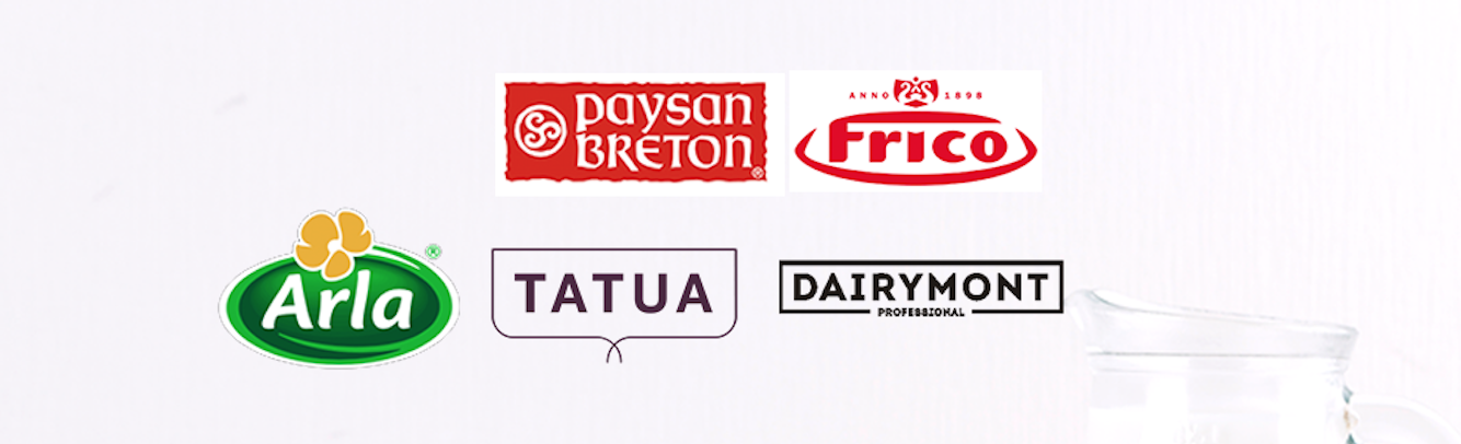 DISCOVER THE PROFESSIONAL BRANDS FOR DAIRY PRODUCTS AT THE  NEW VIET GASTRONOMY JOURNEY