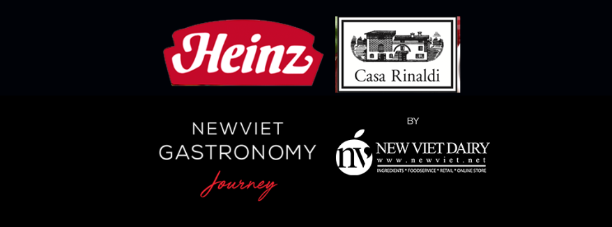 DISCOVER THE PROFESSIONAL GROCERIES BRANDS AT THE NEW VIET GASTRONOMY JOURNEY