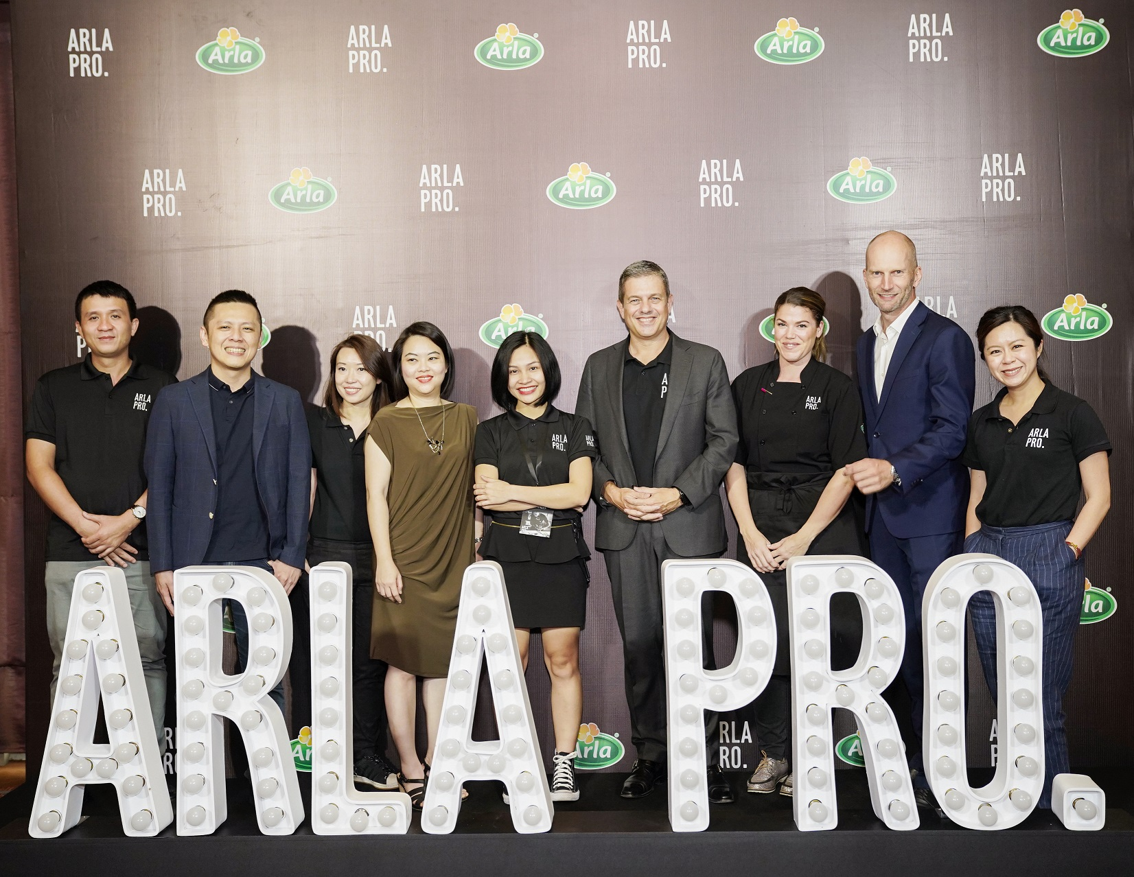 NEW VIET DAIRY – THE OFFICAL DISTRIBUTOR OF ARLA PRO IN VIETNAM