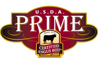 CERTIFIED ANGUS BEEF U.S.D.A PRIME